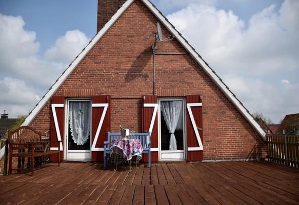 Pension Zur Brandung - Büsum - Rooftop