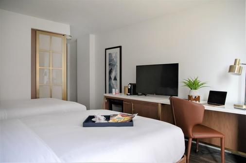 Hotel Essex - Chicago - Bedroom