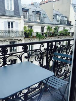 巴黎拉斐特東酒店 - 巴黎 - 巴黎 - 陽台