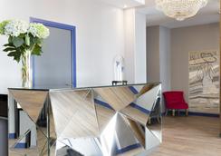 巴黎拉斐特東酒店 - 巴黎 - 巴黎 - 大廳