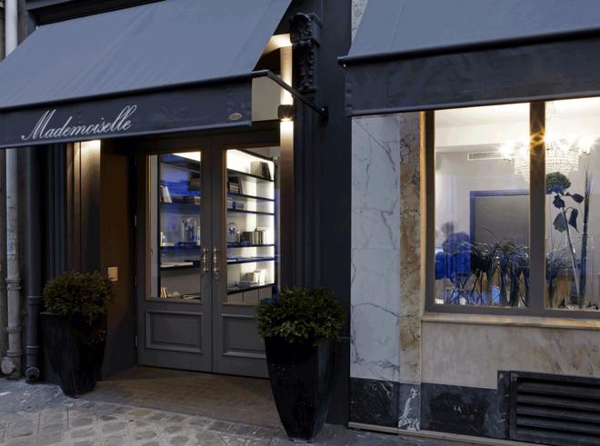 Hotel Mademoiselle - Pariisi - Rakennus