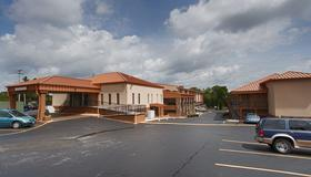 Best Western Center Pointe Inn - Branson - Edificio