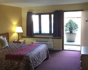 Midway Inn & Suites - Oak Lawn - Ložnice