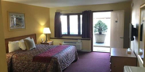 Midway Inn & Suites - Oak Lawn - Bedroom