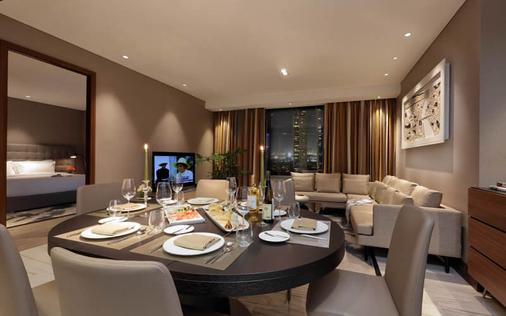 Makati Diamond Residences - Makati - Ruokailuhuone