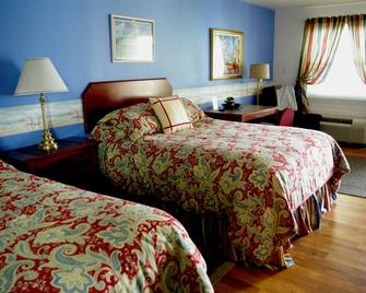 Riverboat Inn and Suites - Madison - Bedroom
