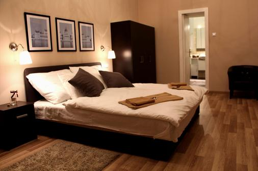 Budapest Ville Bed&Breakfast - Budapest - Bedroom