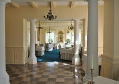 Hotel Zajazd Napoleonski - Varsova - Ravintola