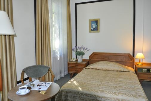 Hotel Zajazd Napoleonski - Varsova - Makuuhuone