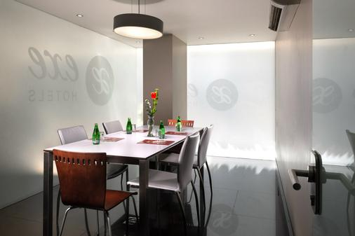 Exe Suites Reforma - Mexico City - Dining room
