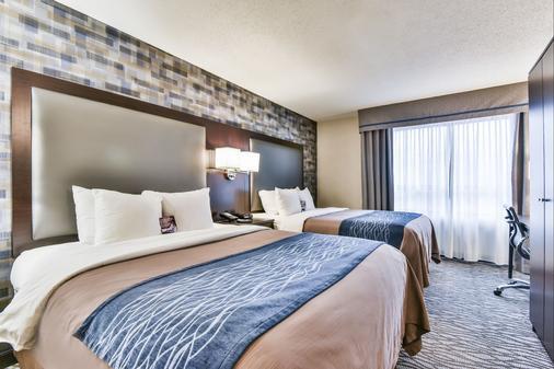 Comfort Inn Montreal Aeroport - Pointe-Claire - Bedroom