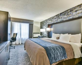 Comfort Inn Montreal Aeroport - Pointe-Claire - Спальня