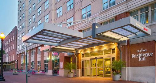 Residence Inn by Marriott Washington, DC/Dupont Circle - Ουάσιγκτον - Κτίριο