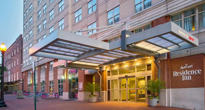Residence Inn by Marriott Washington, DC/Dupont Circle - Washington - Toà nhà