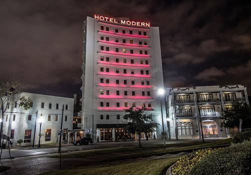 New Orleans Hotels >> Holiday Inn Express New Orleans St Charles 84 3 1 4 New