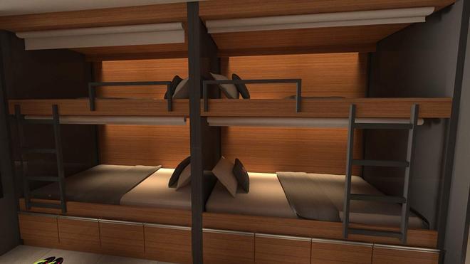 Ipanema Beach Hostel - Rio de Janeiro - Bedroom