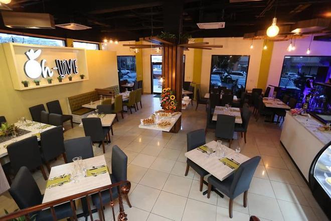 蒙蒂奧里維斯酒店 - 聖彼得蘇拉 - 聖佩德羅蘇拉 - 餐廳