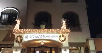 Hotel Monteolivos - סן פדרו סולה