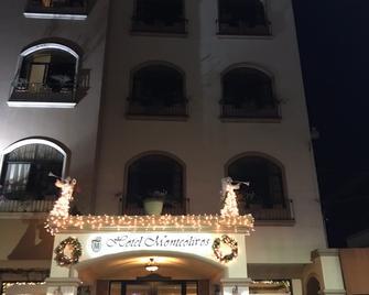 Monteolivos - San Pedro Sula - Edificio