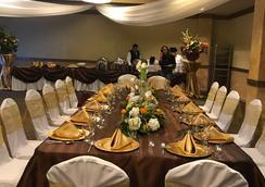 Monteolivos - San Pedro Sula - Banquet hall