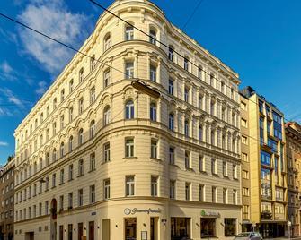 H+ Hotel Wien - Vídeň - Building