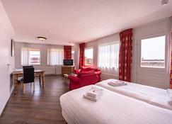 喬普斯城中心酒店 - 哈倫 - 哈萊姆 - 臥室