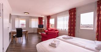 Joops City Centre Hotel - Haarlem - Camera da letto