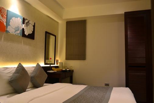 Rising Dragon Haven Hotel - 河內 - 臥室