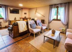 Casa Rural Ekoigoa - Aizarnazábal - Sala de estar