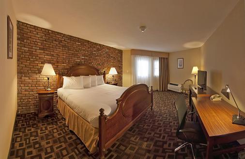 Cortina Inn & Resort - Killington - Bedroom