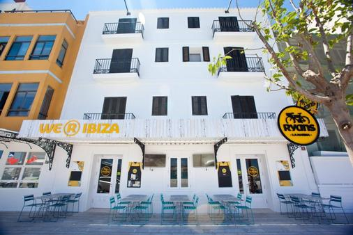 Hotel Ryans La Marina - Ibiza-stad - Gebouw