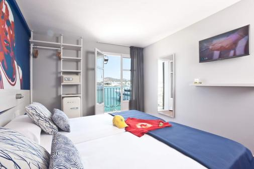 Hotel Ryans La Marina - Ibiza-stad - Slaapkamer
