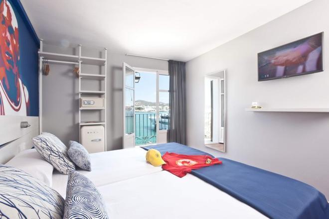 Hotel Ryans La Marina - Ibiza - Bedroom
