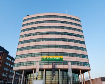 The Hague Teleport Hotel - Den Haag - Gebouw