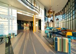 The Hague Teleport Hotel - The Hague - Lobby