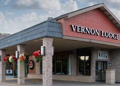 Prestige Vernon Lodge And Conference Centre - Vernon - Building
