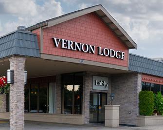 Prestige Vernon Lodge And Conference Centre - Вернон - Building