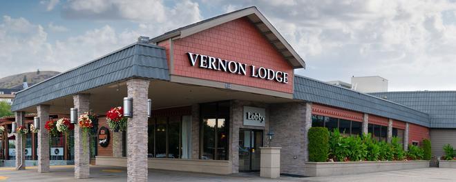 Prestige Vernon Lodge And Conference Centre - Вернон - Здание