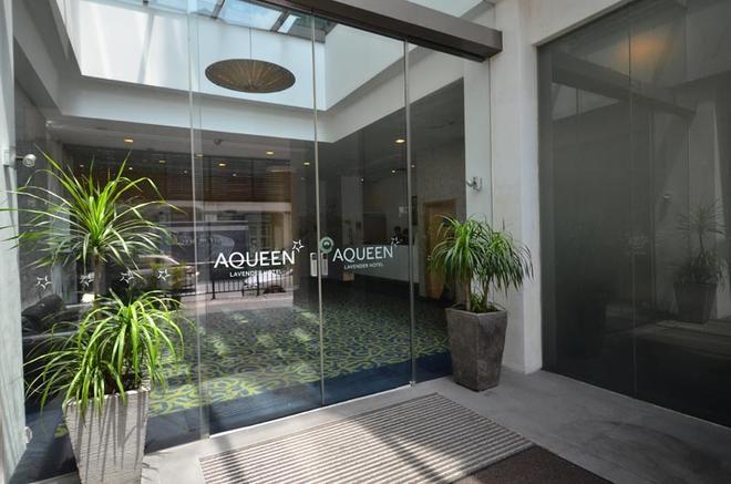 Aqueen Hotel Lavender - Singapore - Building