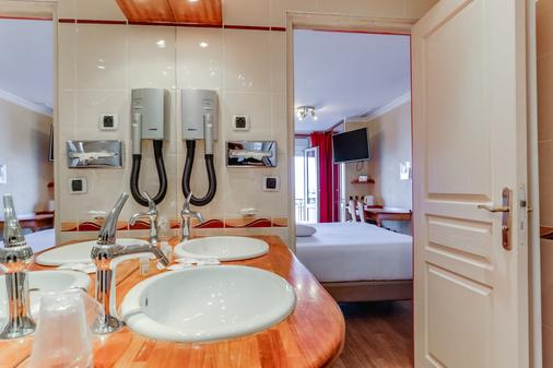 聖馬婁中心普雷格里亞德酒店 - 聖馬洛 - 聖馬洛 - 浴室