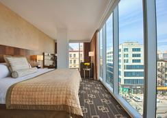 溫德姆花園唐人街酒店 - 紐約 - 臥室