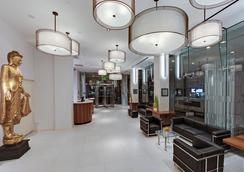溫德姆花園唐人街酒店 - 紐約 - 大廳