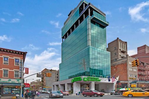 溫德姆花園唐人街酒店 - 紐約 - 建築
