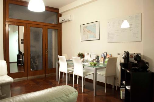 Melo Accommodations - Bari - Front desk
