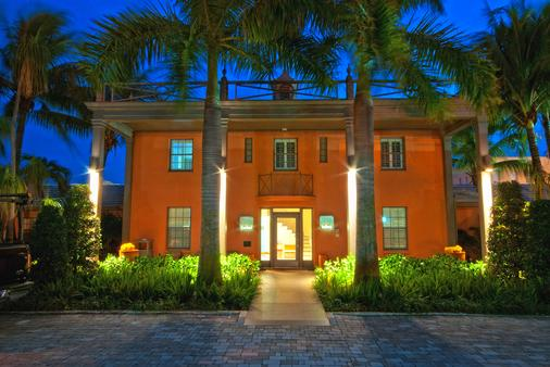 比芭酒店 - 西棕櫚海灘 - 西棕櫚灘 - 建築