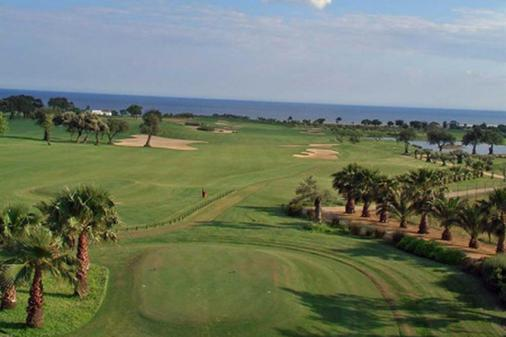 Hotel Cerro Da Marina - Albufeira - Sân golf