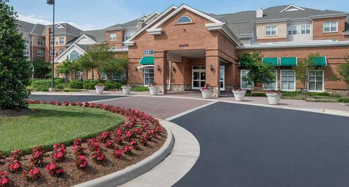 Residence Inn by Marriott Dulles Airport at Dulles 28 Centre - Sterling - Κτίριο