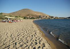 Lemnos Village Resort - Plati - Beach