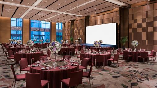 Hyatt Regency Shanghai, Wujiaochang - Shanghai - Banquet hall