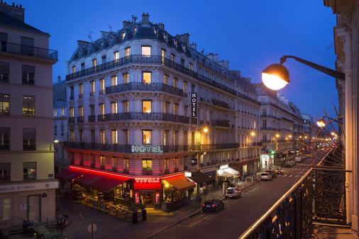 Hôtel Excelsior Opéra - Pariisi - Rakennus